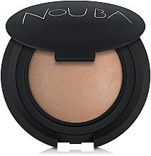 Parfémy, Parfumerie, kosmetika Kompaktní bronzující pudr - NoUBA Bronzing Earth Powder