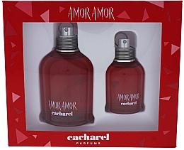 Parfémy, Parfumerie, kosmetika Cacharel Amor Amor - Sada (edt/100ml + edt/30ml)