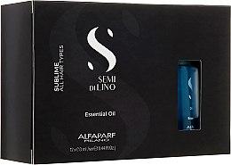 Parfémy, Parfumerie, kosmetika Hydratační olej pro lesk vlasů - Alfaparf Illuminating Essential Oil