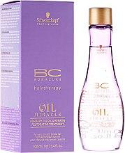 Parfémy, Parfumerie, kosmetika Regenerační olej s olejem a keratinem - Schwarzkopf Professional Bonacure Oil & Micro Keratin