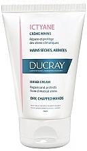 Parfémy, Parfumerie, kosmetika Hydratační a ochranný krém na ruce - Ducray Ictyane Hand Cream