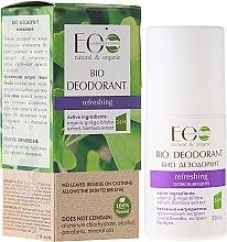 "Parfémy, Parfumerie, kosmetika Bio-deodorant ""Osvěžující"" - ECO Laboratorie Refreshing Bio Deodorant"