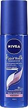 """Parfémy, Parfumerie, kosmetika Obnovující kondicionér-sprej pro tenké vlasy """"7 Plus"""" - Nivea Hairmilk Conditioner"""