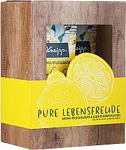 Parfémy, Parfumerie, kosmetika Sada - Kneipp Enjoy Life (sh/gel/200ml + b/milk/200ml)