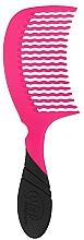 Parfémy, Parfumerie, kosmetika Hřeben na vlasy, růžový - Wet Brush Pro Detangling Comb Pink