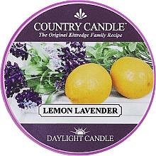 Parfémy, Parfumerie, kosmetika Vonná svíčka ve sklenici - Country Candle Lemon Lavender
