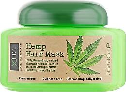 Parfémy, Parfumerie, kosmetika Vlasová maska Konopí - Xpel Marketing Ltd Hair Care Hemp Hair Mask