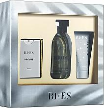 Parfémy, Parfumerie, kosmetika Bi-Es Brossi - Sada (edt/100ml + edt/15ml + sh/gel/50ml)