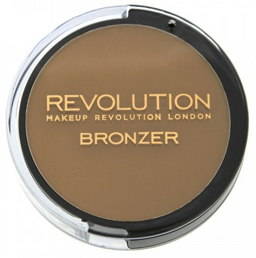 Bronzer na obličej - Makeup Revolution Bronze Kiss — foto N1