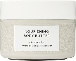 Parfémy, Parfumerie, kosmetika Vyživující tělové máslo - Estelle & Thild Citrus Menthe Nourishing Body Butter