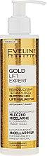 Parfémy, Parfumerie, kosmetika Luxusní odstraňovač očního make-upu - Eveline Cosmetics Gold Lift Expert