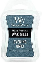 Parfémy, Parfumerie, kosmetika Aromatický vosk - WoodWick Wax Melt Evening Onyx