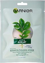 Parfémy, Parfumerie, kosmetika Houbička konjac organická - Garnier Bio Polishing Konjac Botanical Cleansing Sponge