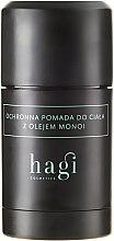 Parfémy, Parfumerie, kosmetika Tělový balzám s oleji - Hagi