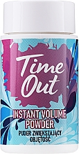Parfémy, Parfumerie, kosmetika Pudr pro objem vlasů - Time Out Instant Volume Powder
