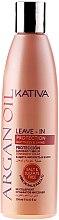 Parfémy, Parfumerie, kosmetika Revitalizační koncentrát na vlasy s arganovým olejem - Kativa Argan Oil
