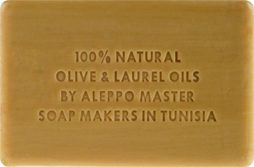 Alepské mýdlo s levandulí - Alepeo Aleppo Soap Lavender 8% — foto N2