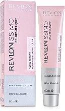 Parfémy, Parfumerie, kosmetika Barva na vlasy - Revlon Professional Revlonissimo Colorsmetique Satinescent