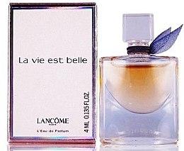 Parfémy, Parfumerie, kosmetika Lancome La Vie Est Belle - Parfémovaná voda (mini)