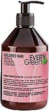 Parfémy, Parfumerie, kosmetika Kondicionér na barvené vlasy - Dikson Every Green Colored Hair Restorative Conditioner