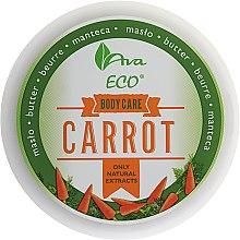 Parfémy, Parfumerie, kosmetika Tělový olej - Ava Laboratorium Body Care Carrot Butter