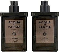 Parfémy, Parfumerie, kosmetika Acqua di Parma Colonia Mirra Travel Spray Refill - Kolínská voda