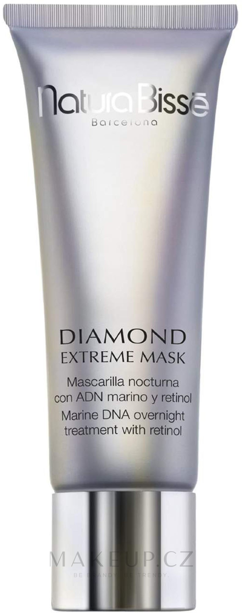 Energetická plet'ová maska - Natura Bisse Diamond Extreme Mask — foto 75 ml