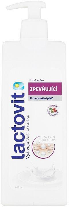 Tělové mléko - Lactovit Body Milk