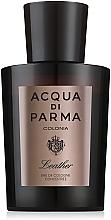Parfémy, Parfumerie, kosmetika Acqua di Parma Colonia Leather Eau de Cologne Concentrée - Kolínská voda