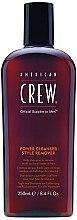 Parfémy, Parfumerie, kosmetika Každodenní šampon pro hluboké čištění - American Crew Power Cleanser Style Remover