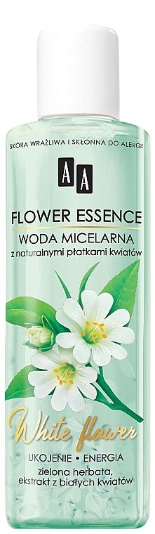 """Micelární voda """"Bílé květy"""" - AA Flower Essence Micellar Water"""