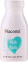 """Parfémy, Parfumerie, kosmetika Mléko do koupele """"Malina"""" - Nacomi Milk Bath Raspberry"""