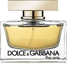 Parfémy, Parfumerie, kosmetika Dolce & Gabbana The One - Parfémová voda (tester s víčkem)