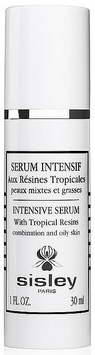 Intenzivní sérum na obličej - Sisley Intensive Serum With Tropical Resins — foto N1