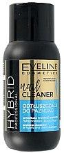 Parfémy, Parfumerie, kosmetika Prostředek pro odmašťování nehtů - Eveline Cosmetics Hybrid Professional Nail Cleaner