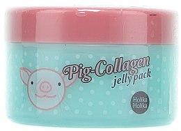 Parfémy, Parfumerie, kosmetika Kolagenová noční maska - Holika Holika Pig-Collagen Jelly Pack