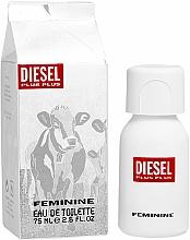 Parfémy, Parfumerie, kosmetika Diesel Plus Plus Feminine - Toaletní voda