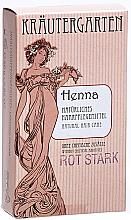 Parfémy, Parfumerie, kosmetika Henna, prášek intenzivní červené barvy - Styx Naturcosmetic Henna Rot Stark