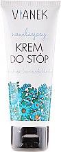 Parfémy, Parfumerie, kosmetika Krém na nohy s hydratačním účinkem s heřmánkovým extraktem - Vianek Foot Cream