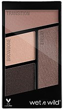 Parfémy, Parfumerie, kosmetika Paleta očních stínů - Wet N Wild Color Icon Eyeshadow Quad