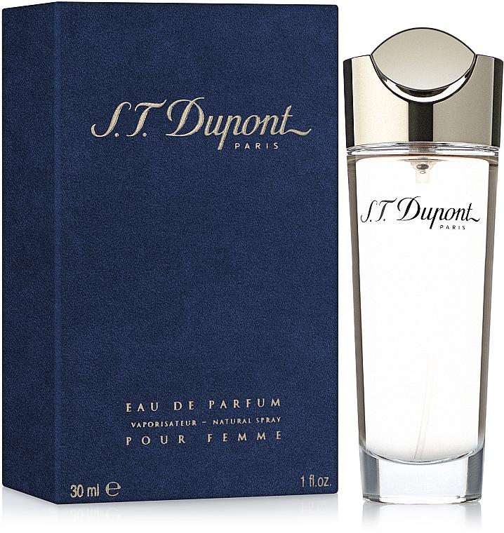 Dupont pour femme - Parfémová voda — foto N3