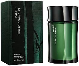 Parfémy, Parfumerie, kosmetika Adolfo Dominguez Bambu - Toaletní voda