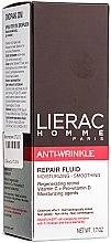 Parfémy, Parfumerie, kosmetika Fluid proti stárnutí - Lierac Homme Anti-rides Fluide