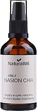 Parfémy, Parfumerie, kosmetika Olej ze semen chia - NaturalME