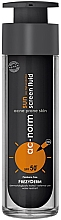 Parfémy, Parfumerie, kosmetika Fluid na obličej - Frezyderm Ac-Norm Active Sun Screen Fluid Spf50+
