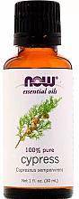 Parfémy, Parfumerie, kosmetika Cypřišový esenciální olej - Now Foods Essential Oils 100% Pure Cypress