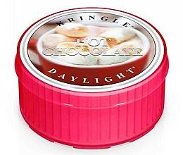 Parfémy, Parfumerie, kosmetika Čajová svíčka - Kringle Candle Daylight Hot Chocolate
