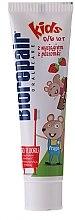 Parfémy, Parfumerie, kosmetika Dětská zubní pasta Veselá myš - BioRepair Junior Topo Gigio Cartoon