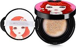 Parfémy, Parfumerie, kosmetika Cushion + náhradní náplň - The Orchid Skin Flower Smart Cushion Mochi SPF50/PA+++