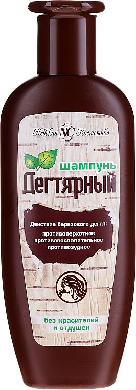 """Šampon na vlasy """"Dehtový"""" - Neva Cosmetics — foto N1"""